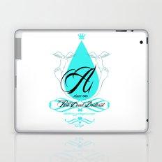 pure dead brilliant! Laptop & iPad Skin