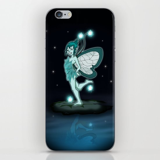 Little Night Fairy   iPhone & iPod Skin