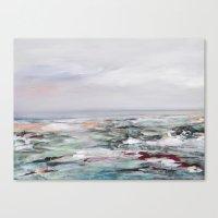 Coastal Scenery Canvas Print