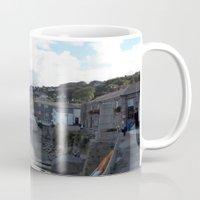 Mousehole, Cornwall Mug