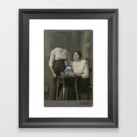 Atered Cabinet Photo - R… Framed Art Print