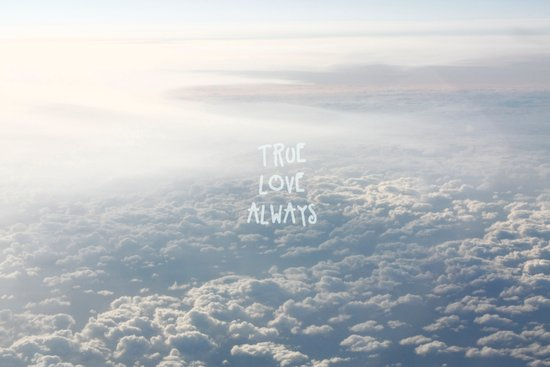 True Love Always Art Print