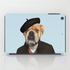 Monsieur Chapeau iPad Case