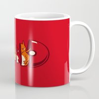 Poketryoshka - Fire Type Mug