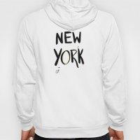 New York Hoody