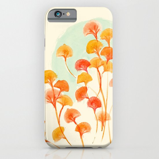 The bloom lasts forever iPhone & iPod Case