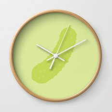 #17 Pickle Wall Clock