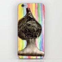 Tree Head iPhone & iPod Skin