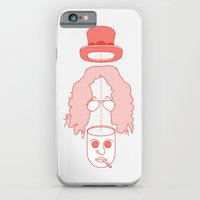 iPhone & iPod Case featuring Constructing Destruction by Jason St. Peter