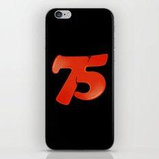 75 iPhone & iPod Skin