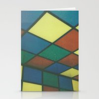 In Living Color Stationery Cards