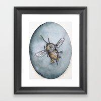 The Queens Last Warrior Framed Art Print