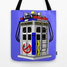 Tardis-1 Tote Bag