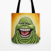 Ugly Spud - Slimer Tote Bag