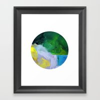 Occulus 2 Framed Art Print
