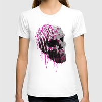 Cranium Womens Fitted Tee White SMALL