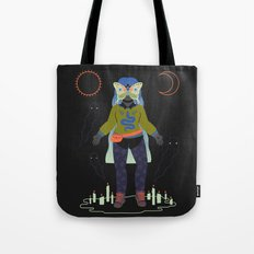 Witch Series: Seance Tote Bag