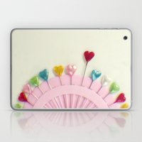 For The Love Of Pins Laptop & iPad Skin