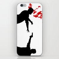 One Shot iPhone & iPod Skin