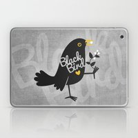 BlackBird Laptop & iPad Skin