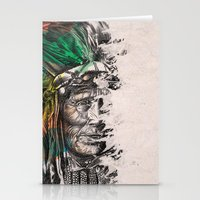 indian Stationery Cards featuring Indian  by mark ashkenazi