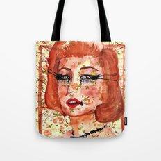Marilyn Monre Tote Bag