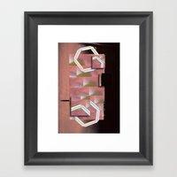 I'm Glad Your My Frien… Framed Art Print