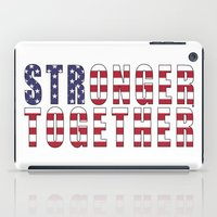 Stronger Together iPad Case