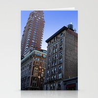 New York City Buildings … Stationery Cards