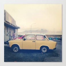 wee car Canvas Print