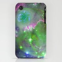 iPhone 3Gs & iPhone 3G Cases featuring Gas Giant Forming by Roger Wedegis