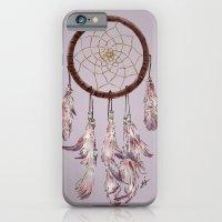 dreamcatcher purple iPhone 6 Slim Case