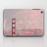 Stardust Covering San Francisco iPad Case