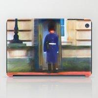 Queens Guard iPad Case