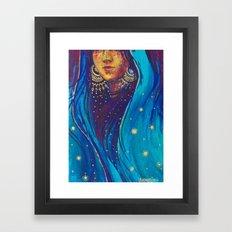 A Mystic Framed Art Print