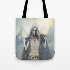 The High Priestess Tote Bag