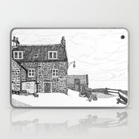 Crail: Old Harbour house.... Fife, in Scotland Laptop & iPad Skin