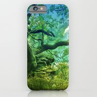 Magical Forest iPhone 6 Slim Case