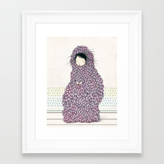 Musa Framed Art Print