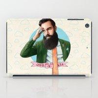 Mr. Montana iPad Case
