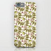 Floral dream iPhone 6 Slim Case