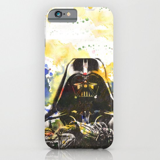 Darth Vader Star Wars Art iPhone & iPod Case