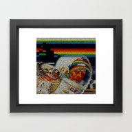 BREAKOUT FROM THE NORM Framed Art Print