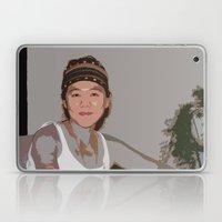 China Girl Laptop & iPad Skin