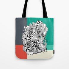 Orden inverso Tote Bag