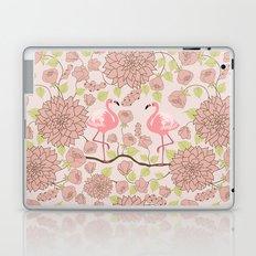 Flamingo Perch Pattern Laptop & iPad Skin
