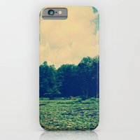 iPhone & iPod Case featuring Lily Pads by Olivia Joy StClaire