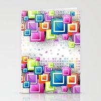 I'm Just Too Freakylicio… Stationery Cards