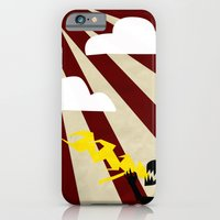iPhone & iPod Case featuring Monster by Toro Lobo