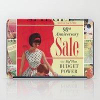 1963 - 98th Anniversary … iPad Case